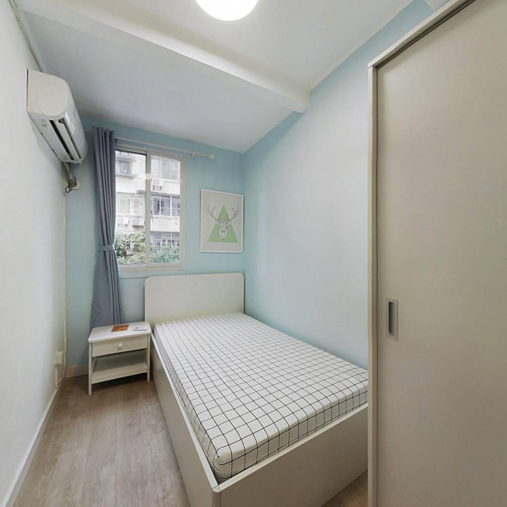 整租·微山新村 2室1厅 南卧室图