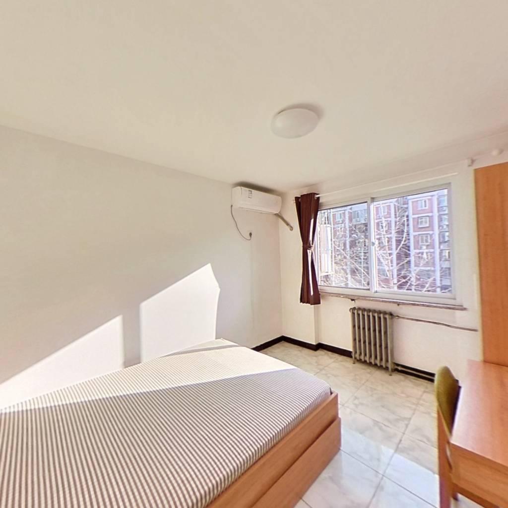 合租·永泰园 1室1厅 南卧室图