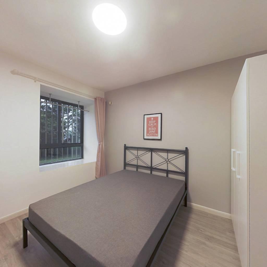 合租·联星丽景苑 3室1厅 南卧室图