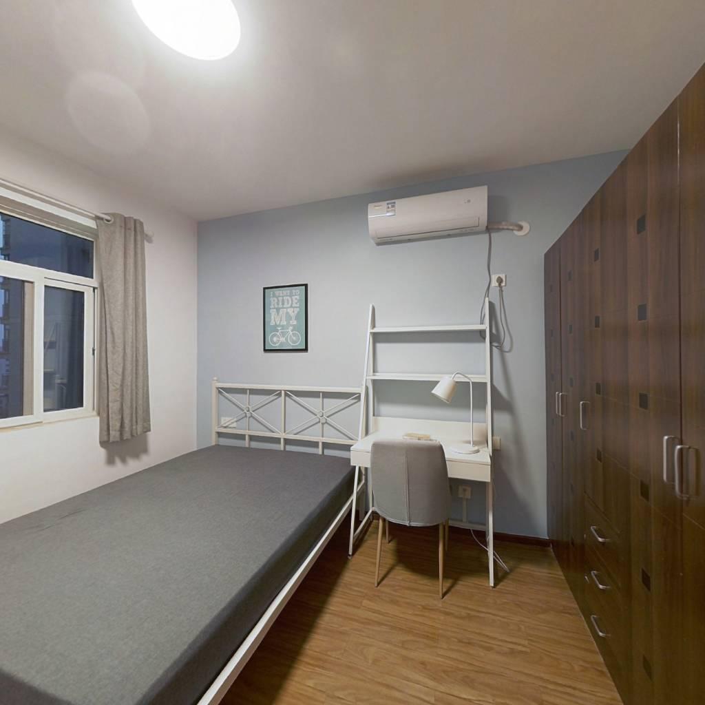 合租·东湖景园A区 4室1厅 西卧室图