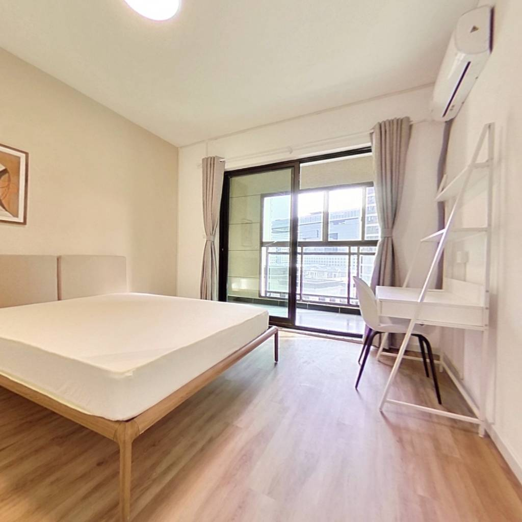 合租·中建光谷之星 4室1厅 南卧室图