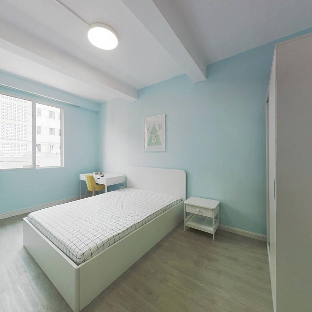 整租·控江五村 1室1厅 南卧室图