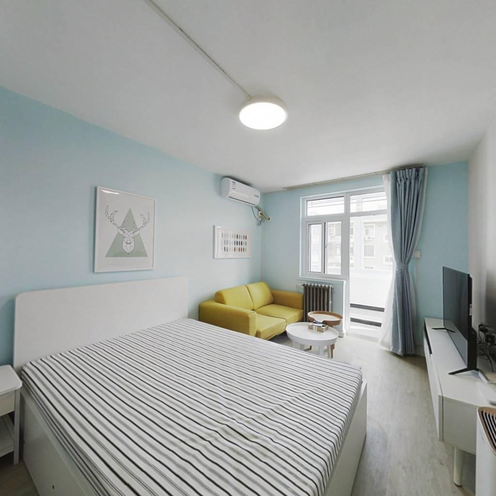 整租·祥和里 1室1厅 南卧室图
