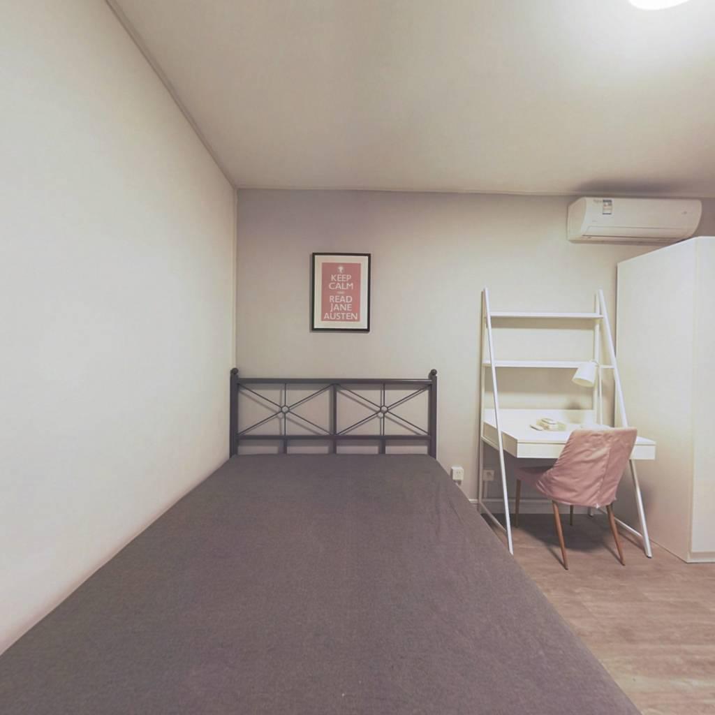 合租·珠江路(玄武) 2室1厅 南卧室图
