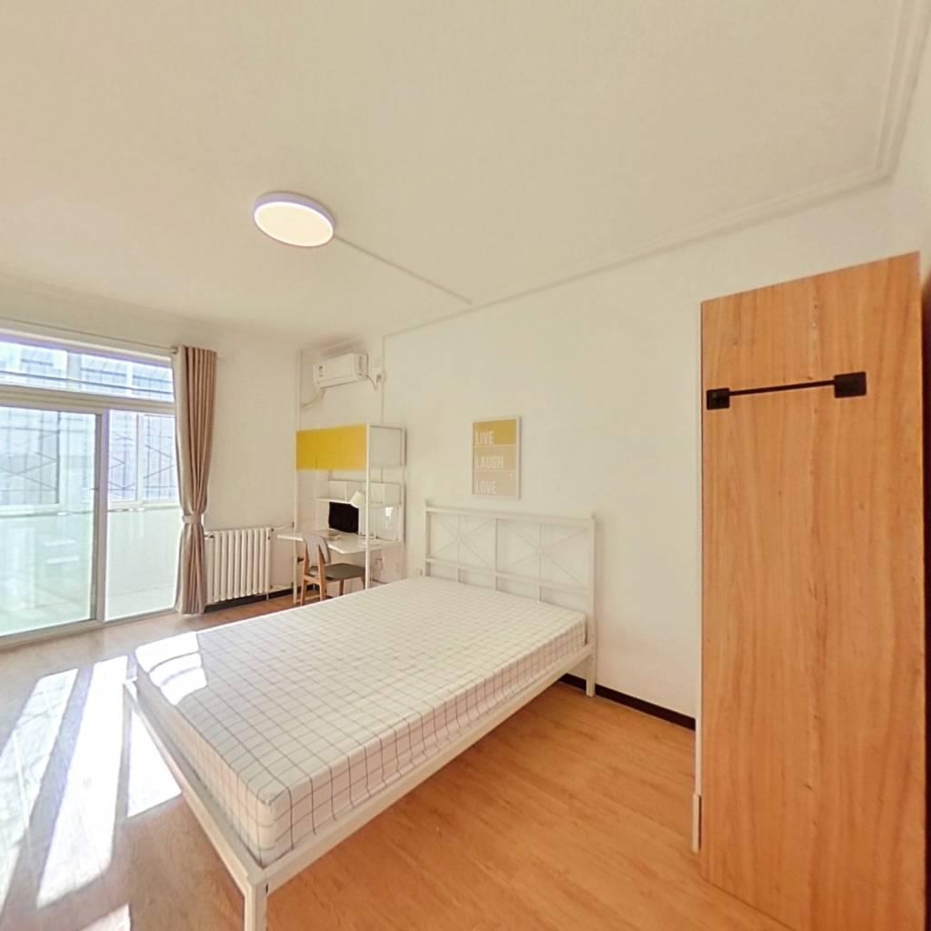 合租·向军北里 2室1厅 南卧室图