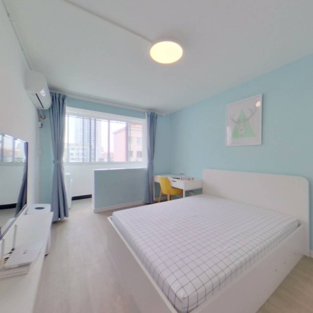 整租·香山新村东北街坊 2室1厅 南卧室图