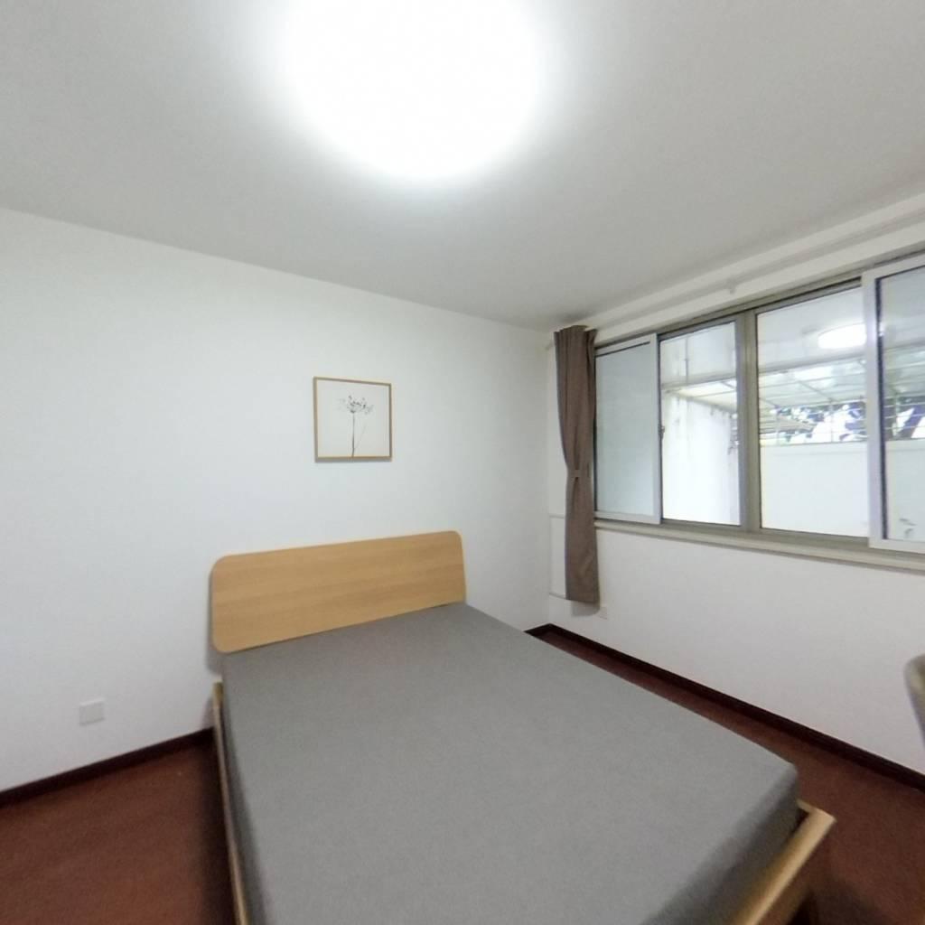 整租·潼港八村 2室1厅 南卧室图
