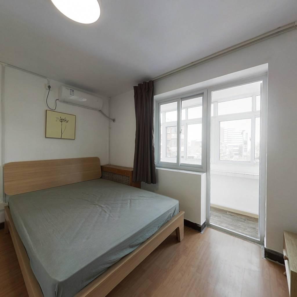 整租·中关村 1室1厅 东卧室图