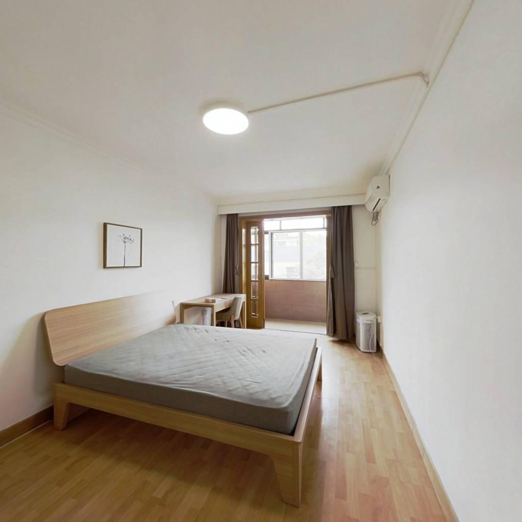 整租·田林六村 2室1厅 南卧室图