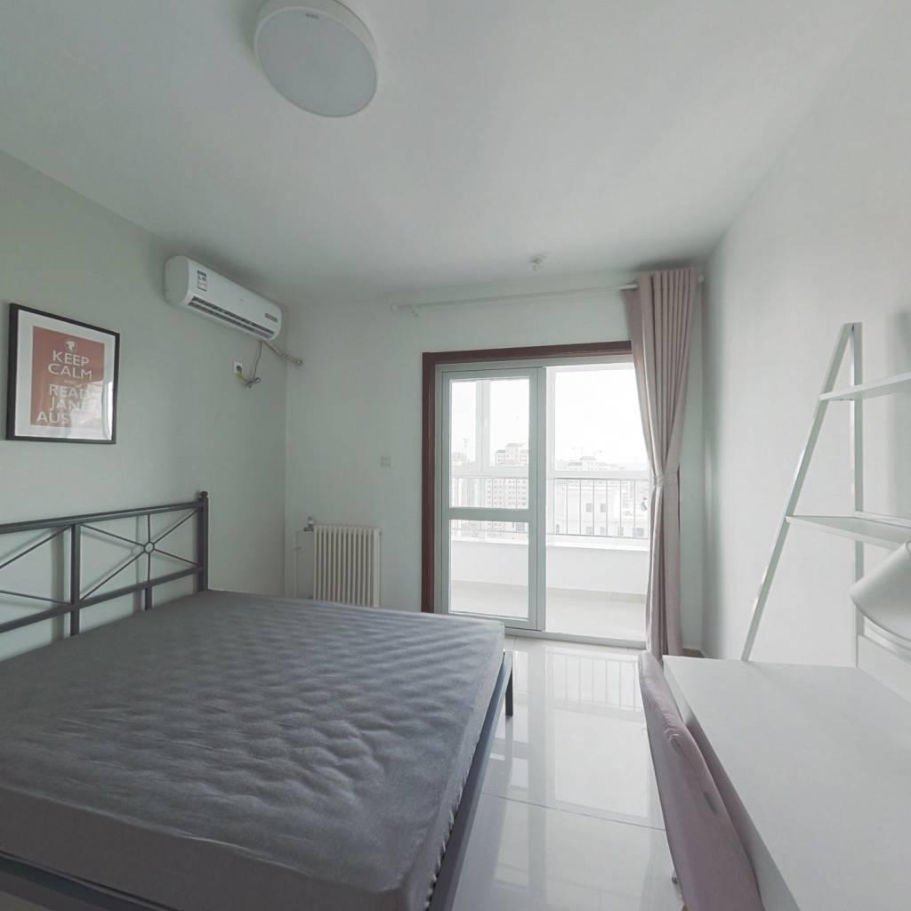 合租·盛兴佳园 3室1厅 南卧室图