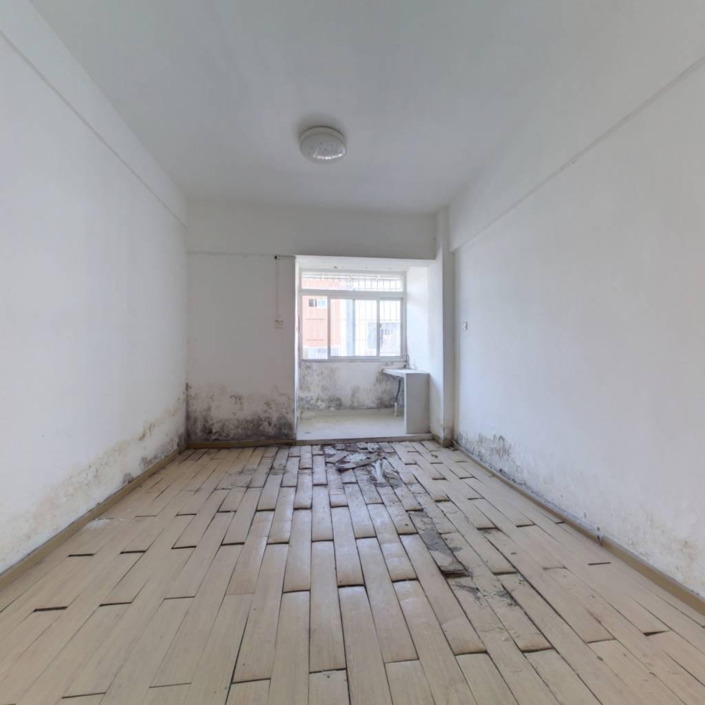 大单间,厨房、卫生间都有,空间灵活多用,适合刚来深