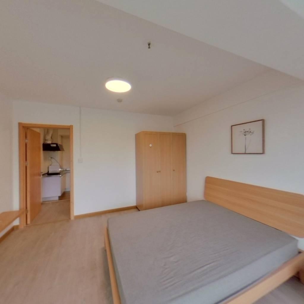 整租·中惠广场 2室1厅 南卧室图