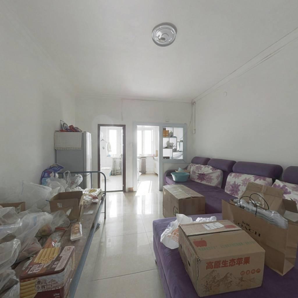 永兴小区 此房纯南向两居室,采光好前后无遮挡
