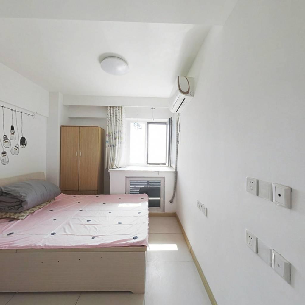烟大西门南向小公寓,舒适度极高