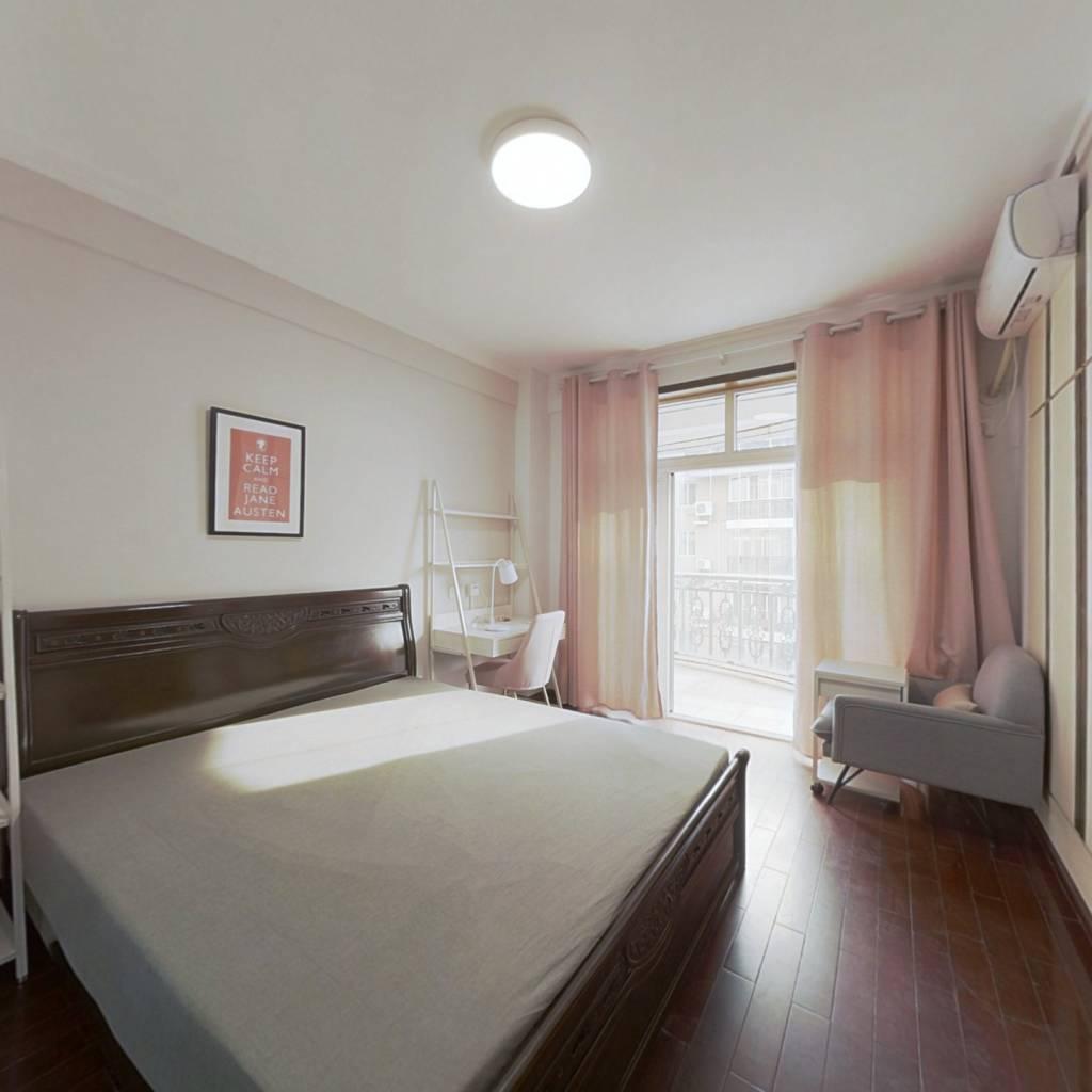 合租·黄浦雅苑 4室1厅 南卧室图