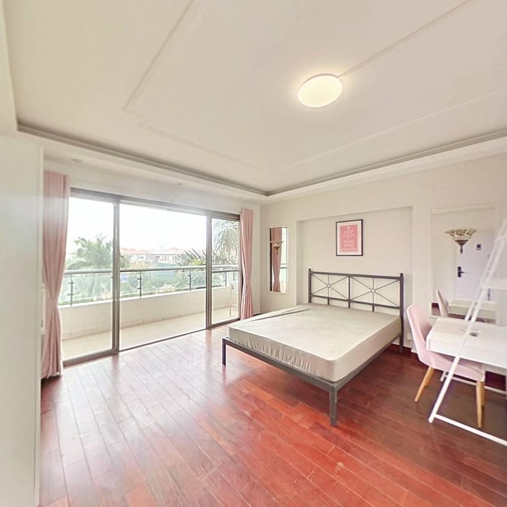 合租·深业新岸线一期 6室1厅 北卧室图