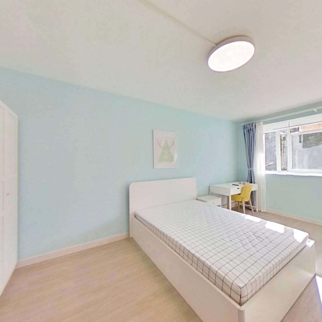 整租·西湖苑 2室1厅 南卧室图