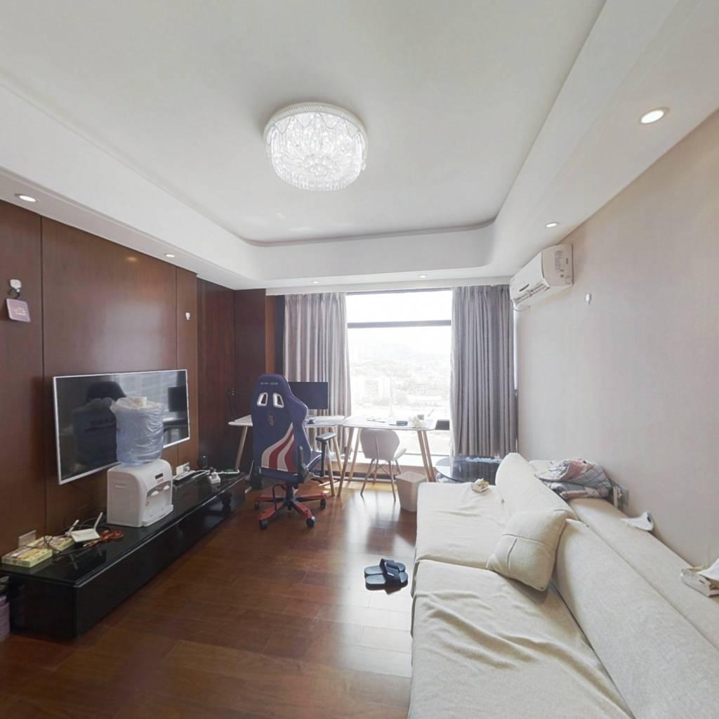 业主诚心出售 中信红树湾2期 精装1房1厅 高层