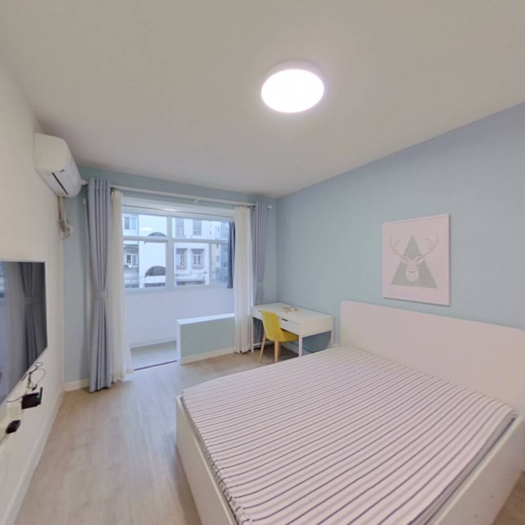 整租·小火瓦巷 2室1厅 南卧室图