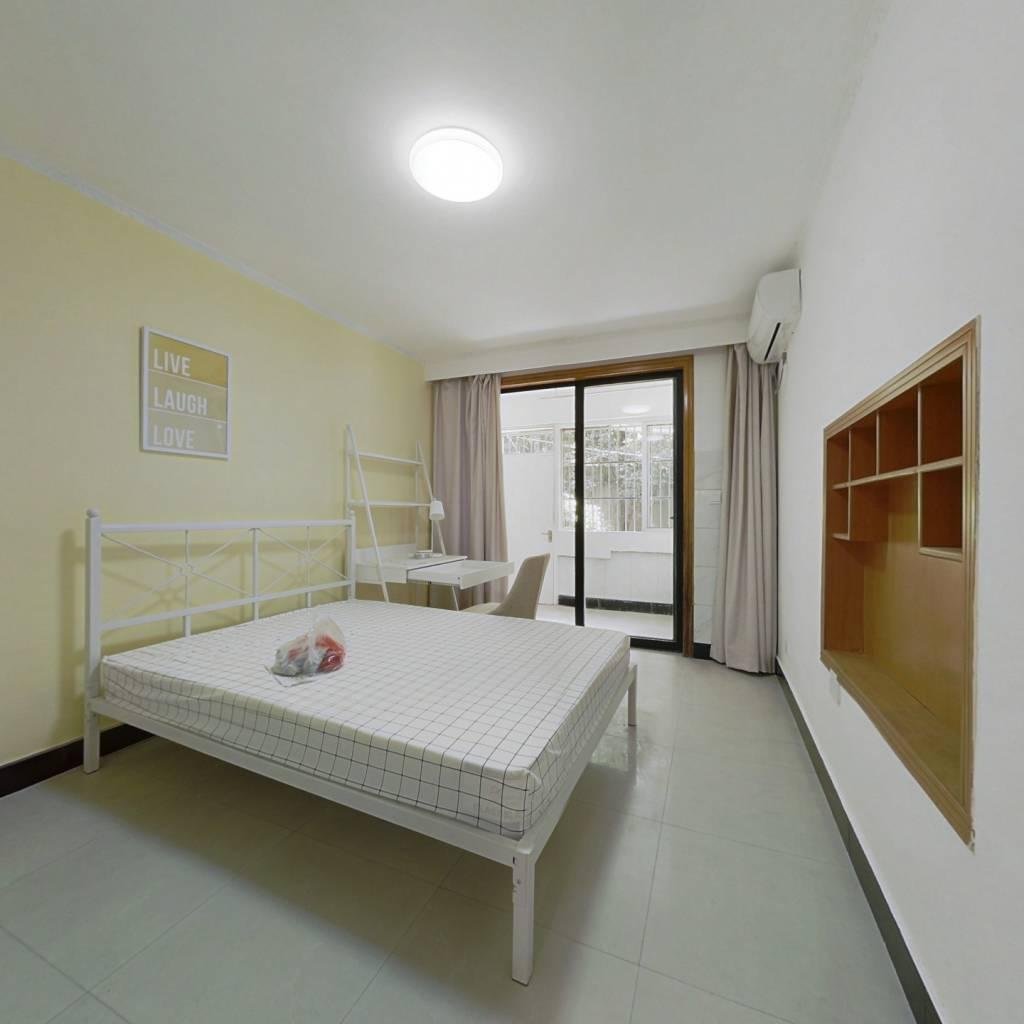 合租·临江花园 3室1厅 南卧室图