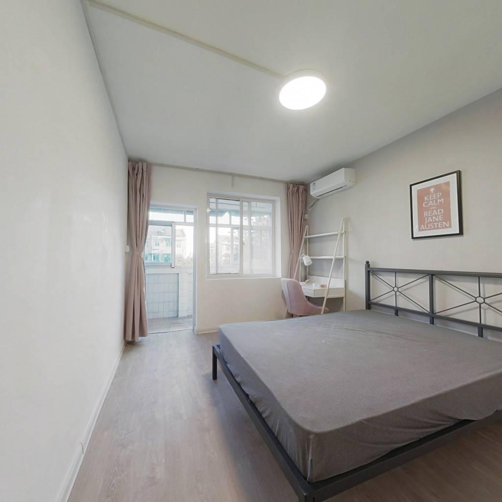 合租·大关西六苑 4室1厅 南卧室图