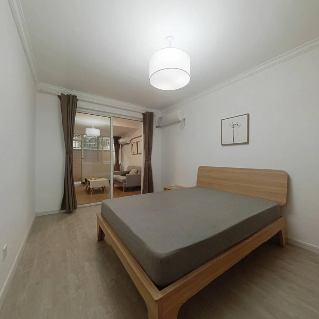 整租·静安新城一区 1室1厅 南卧室图