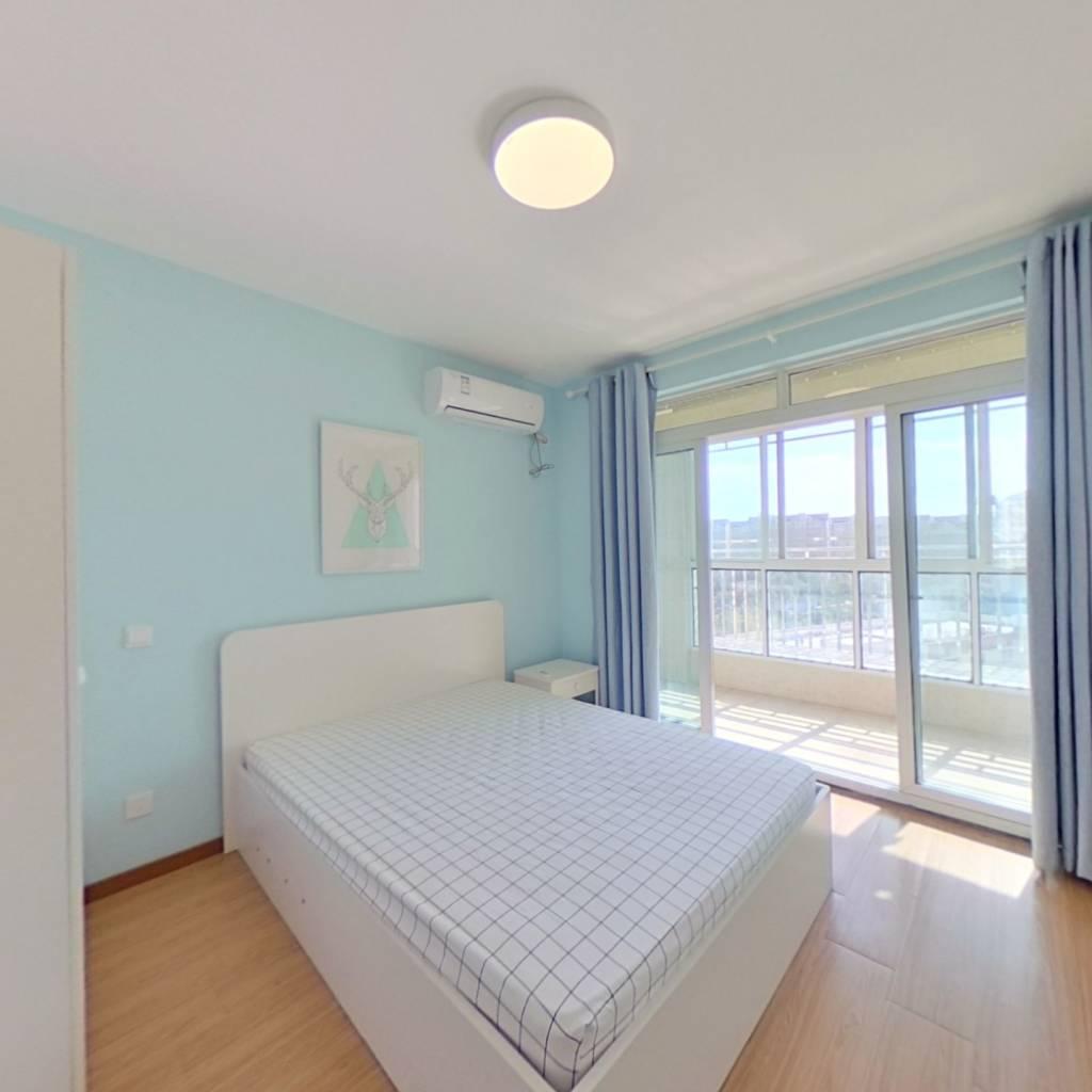 整租·爱博四村 2室1厅 南卧室图