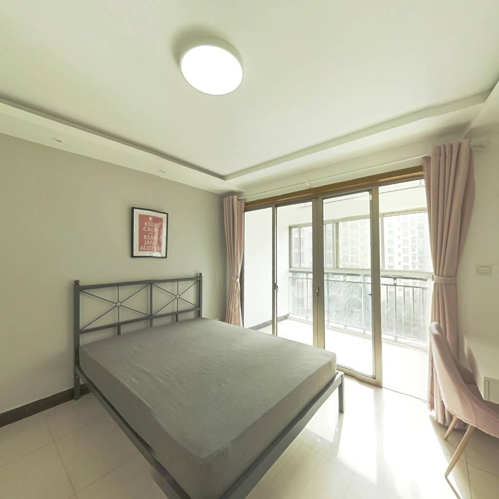 合租·上海康城 3室1厅 南卧室图