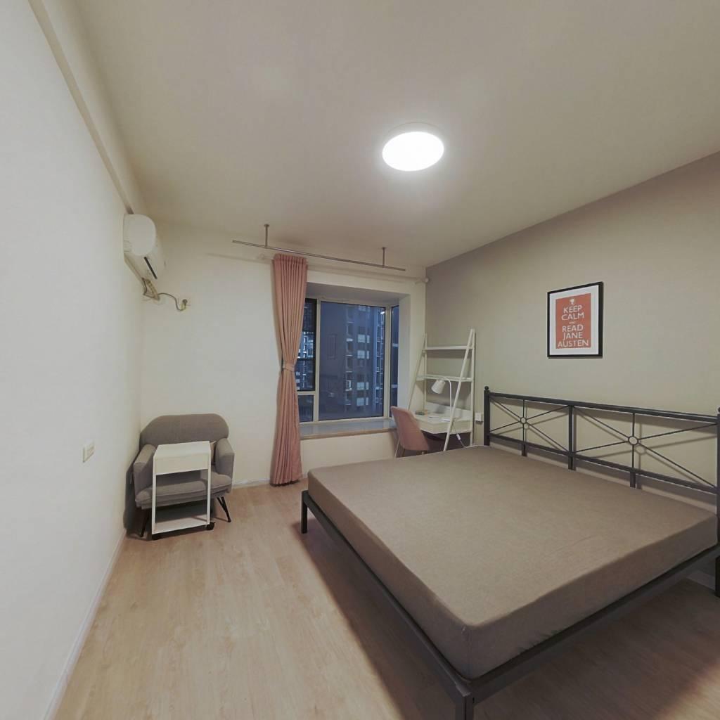 合租·三金鑫城国际润雅苑 5室1厅 南卧室图