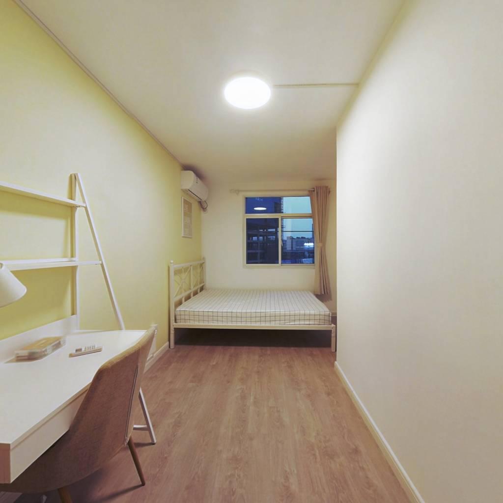 合租·虹苑新寓四村 3室1厅 北卧室图