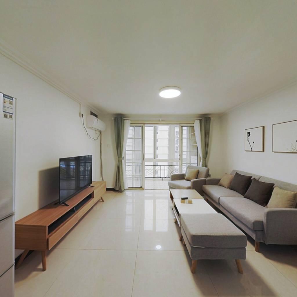 整租·拂林园 2室1厅 东卧室图