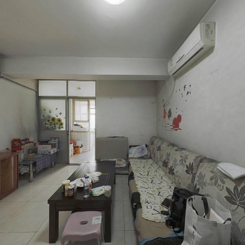 红星街教委宿舍 2室1厅 南