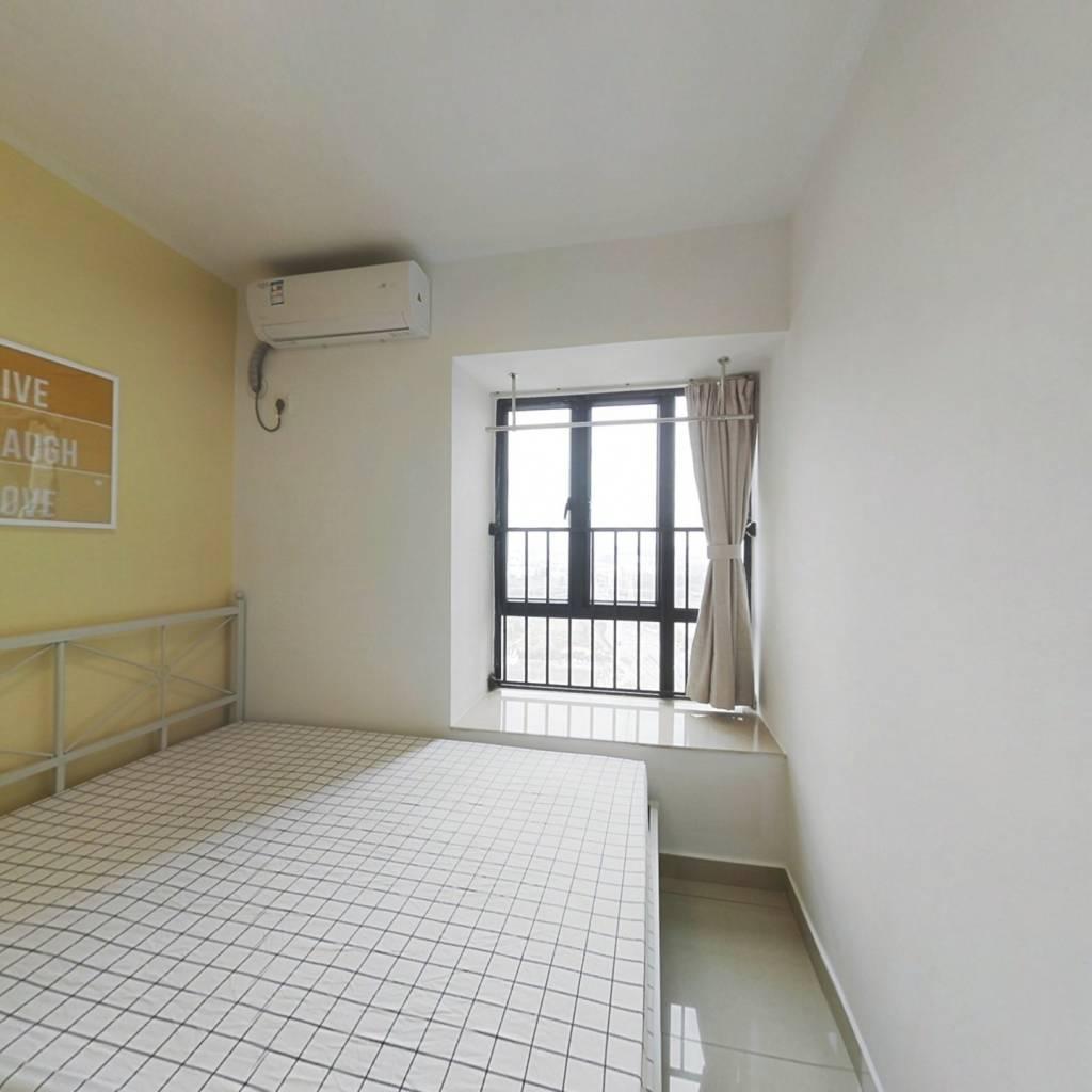 合租·豫章苑 3室1厅 北卧室图