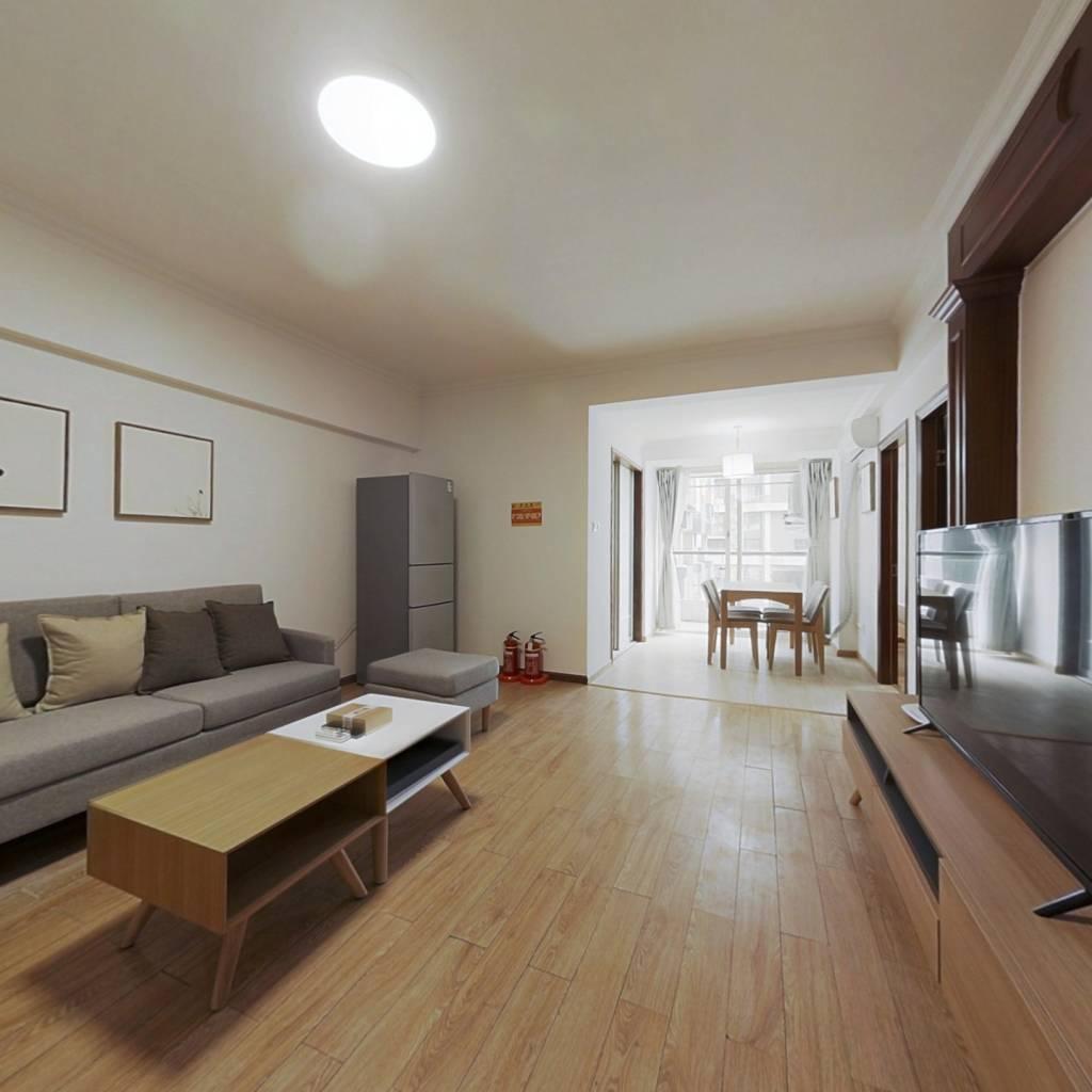 整租·香月楠岸 2室1厅 东卧室图