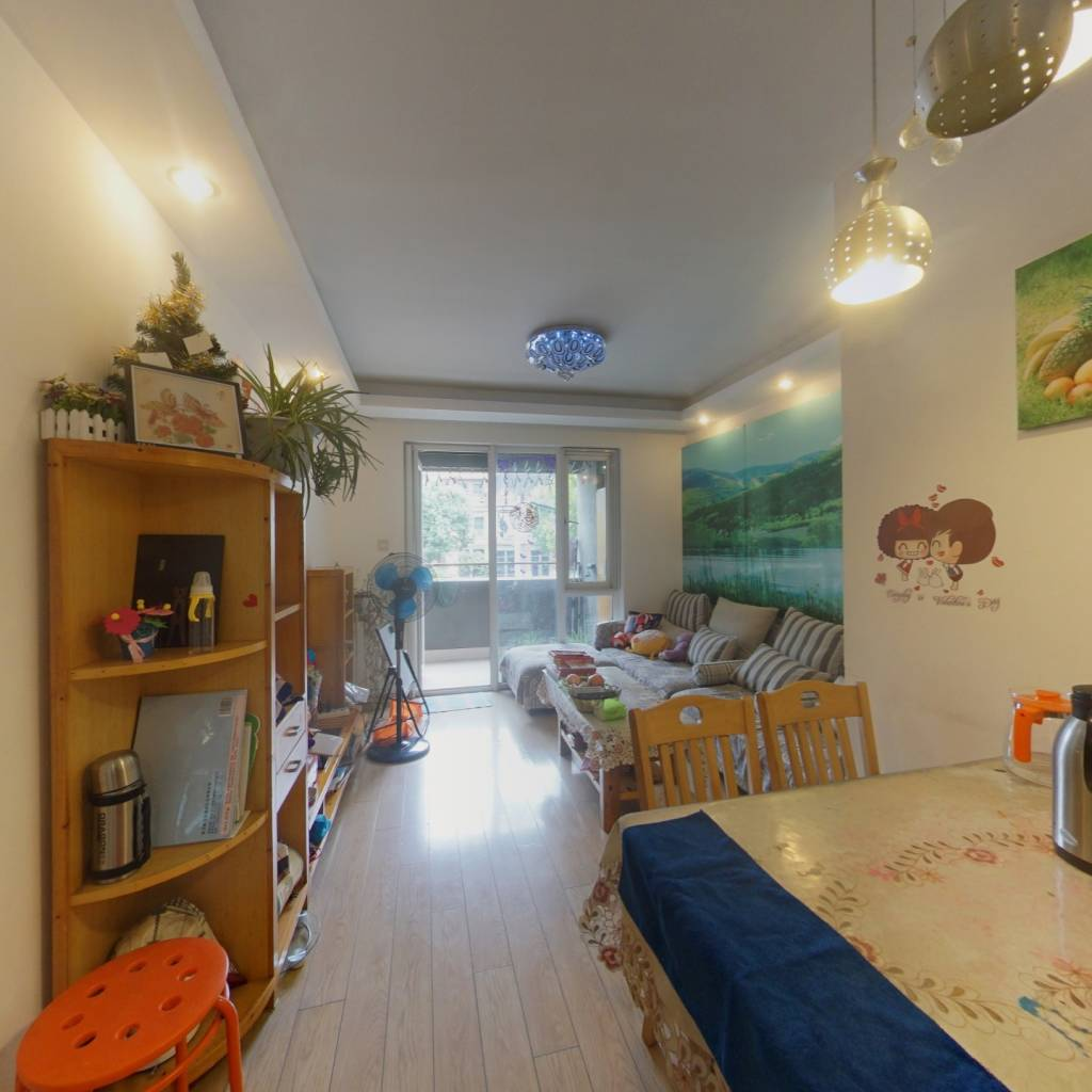 万科魅力之城 两居室 通透户型  居住舒适 诚心出售