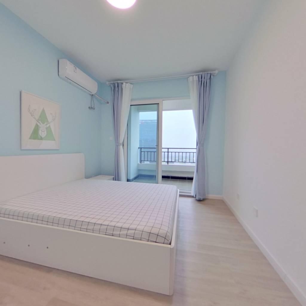 整租·阳光里(嘉定) 2室2厅 卧室图