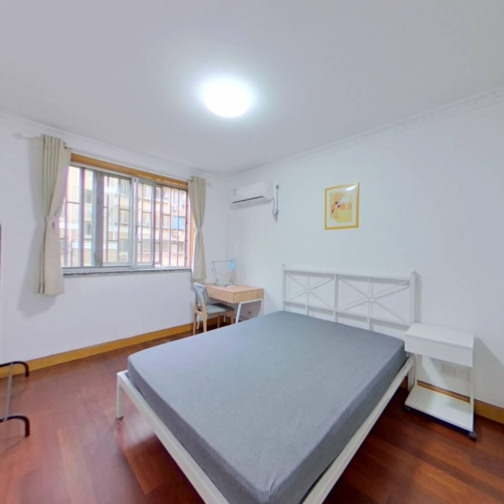 合租·品新苑 3室1厅 南卧室图