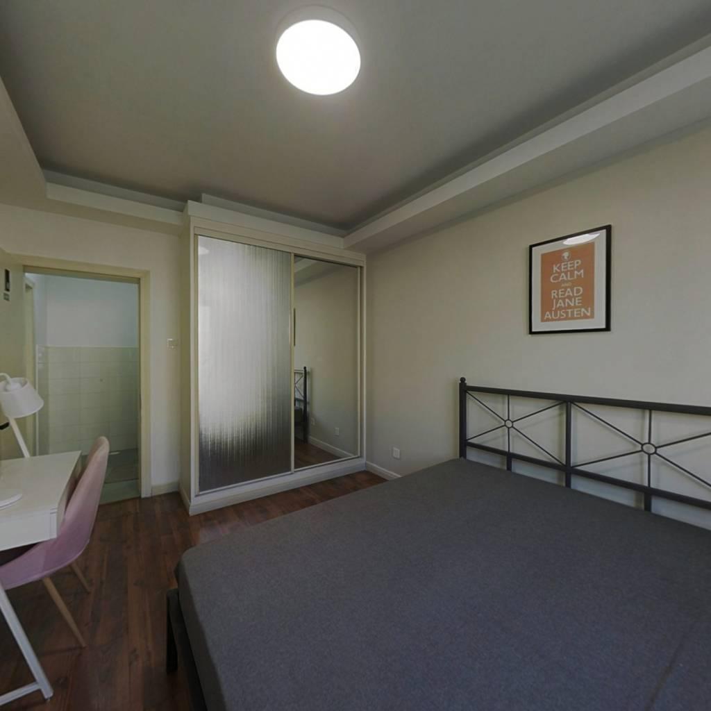 合租·汇和家园 3室1厅 南卧室图