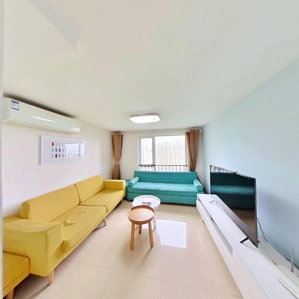 整租·保利湾天地 2室1厅 南卧室图