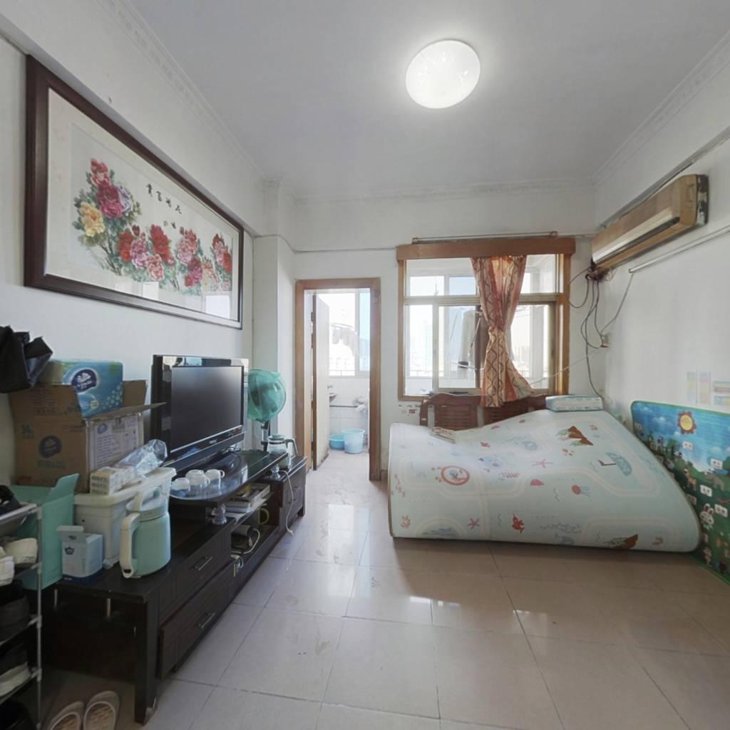 杉木栏路 标准两房 厅出阳台 视野开阔