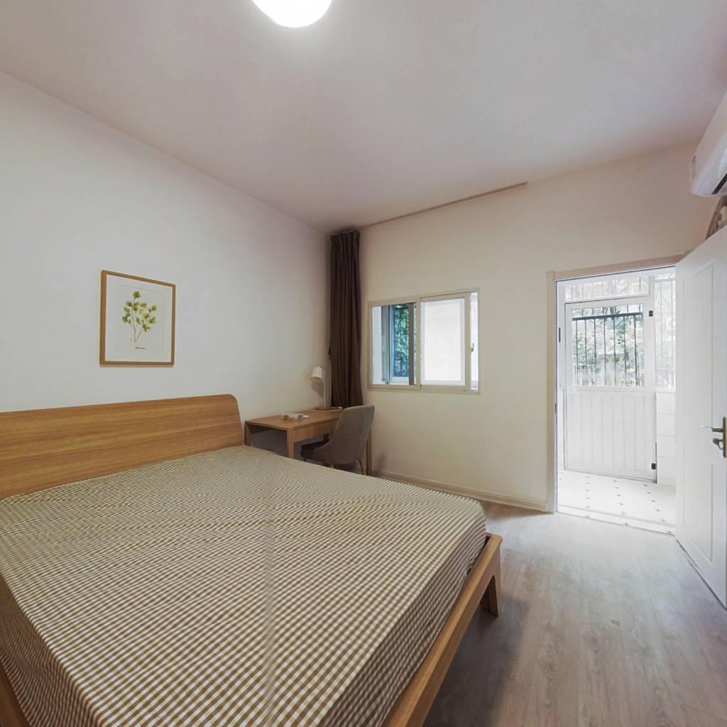 合租·朝晖六区 3室1厅 南卧室图