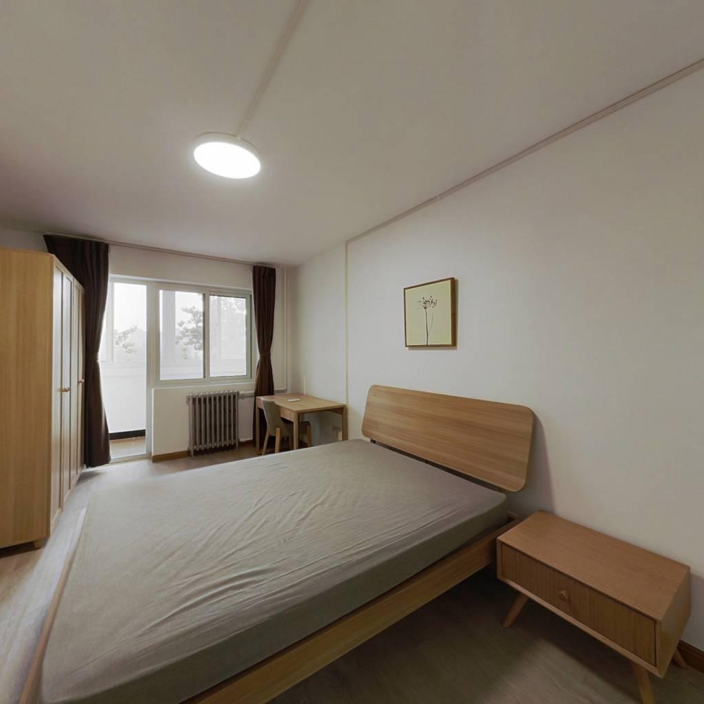 整租·华润小区 1室1厅 南卧室图
