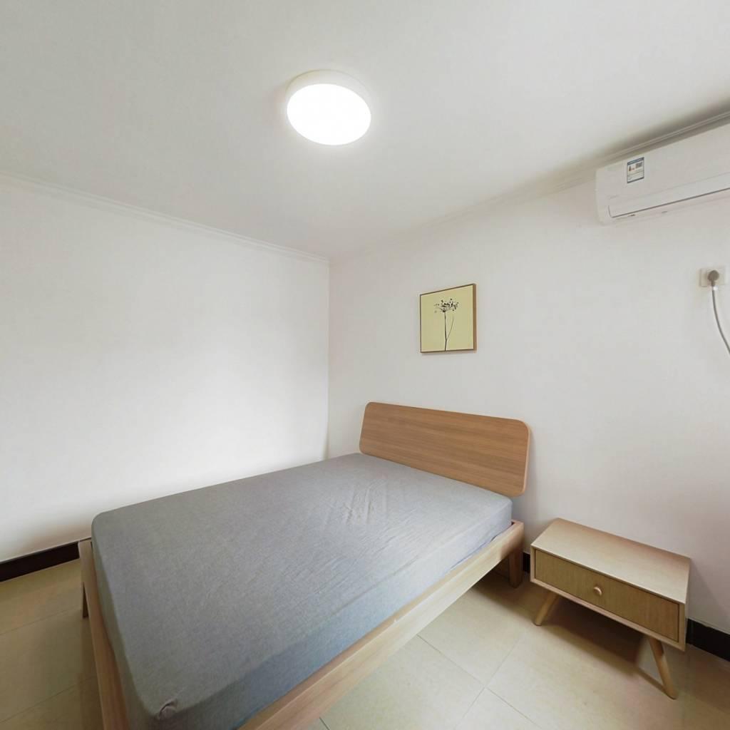 整租·日光清城 1室1厅 南卧室图