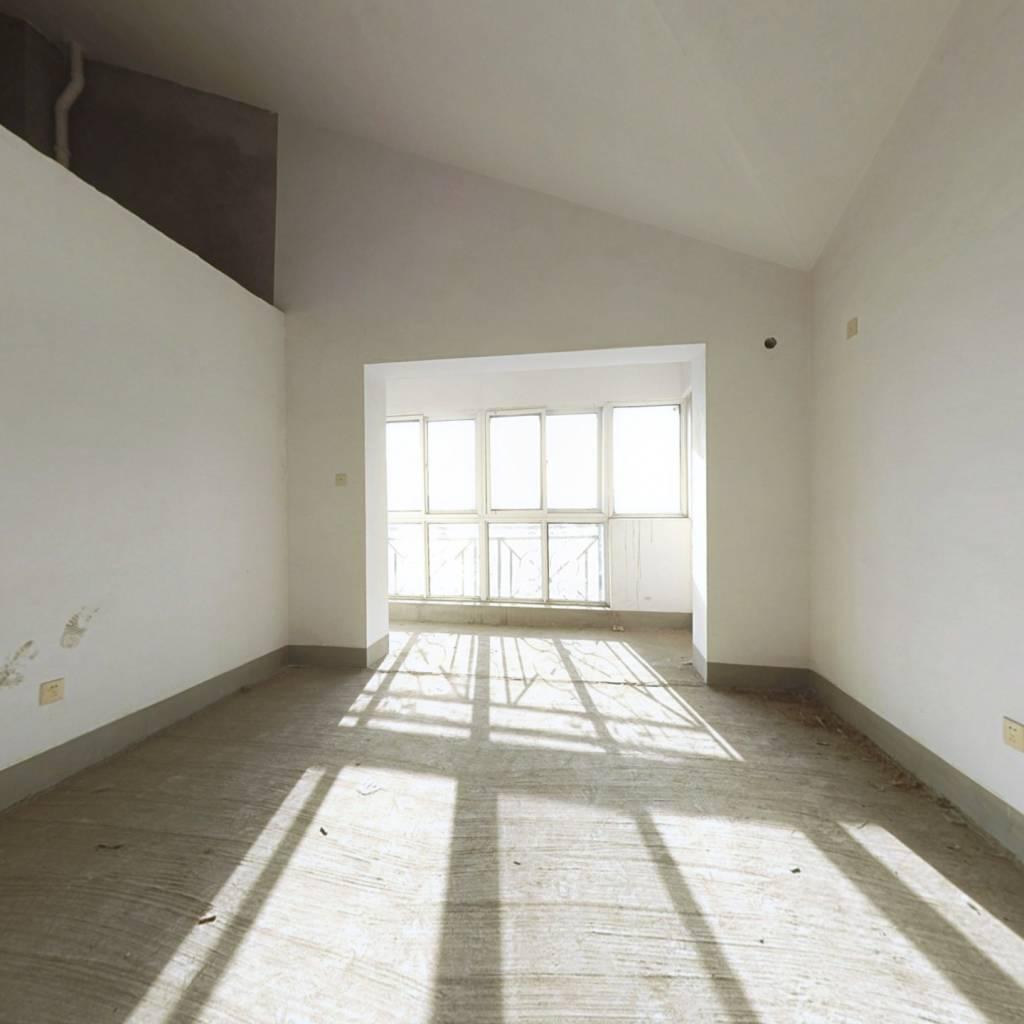 燕都园世界名园南区西北两居室满五年唯一毛坯房