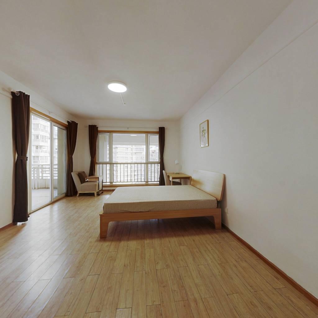 合租·天鹅湖北苑 3室1厅 东卧室图