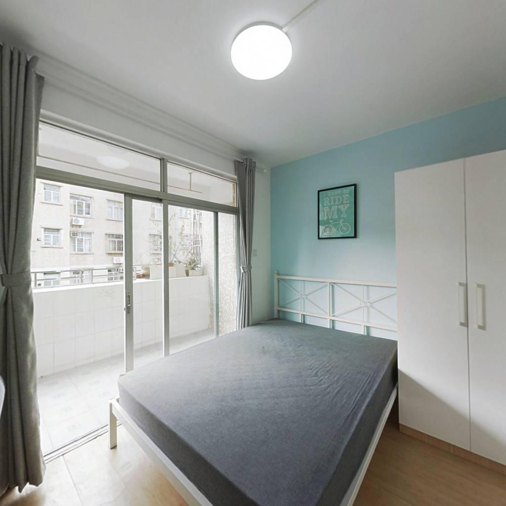 合租·桃源村二期 4室1厅 南卧室图