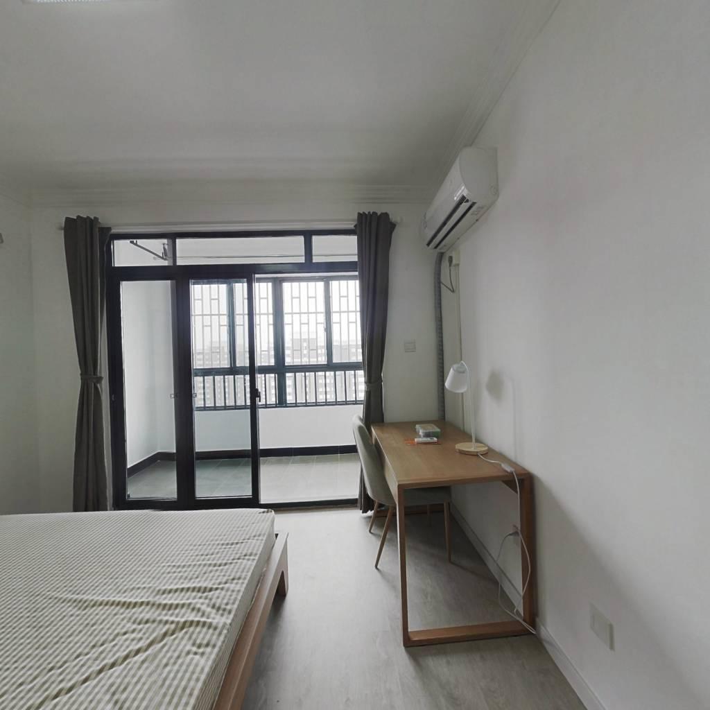 合租·申城佳苑 3室1厅 南卧室图
