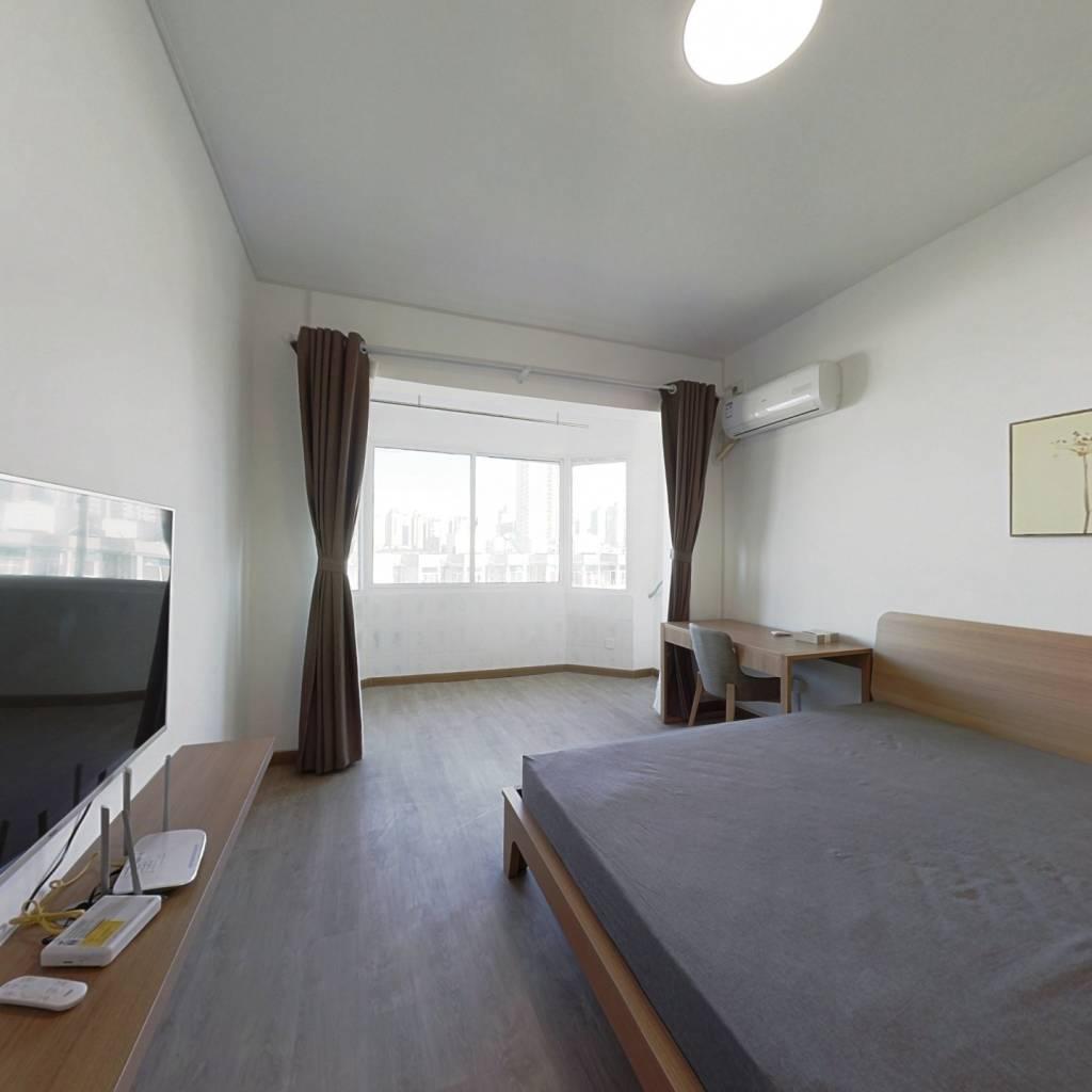 整租·莫愁路 2室1厅 东卧室图