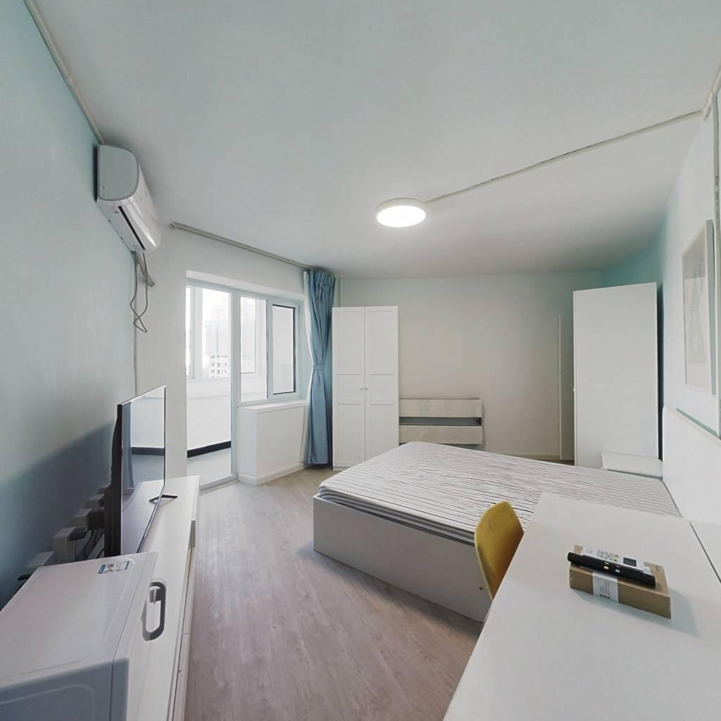 整租·洋桥北里 1室1厅 南卧室图