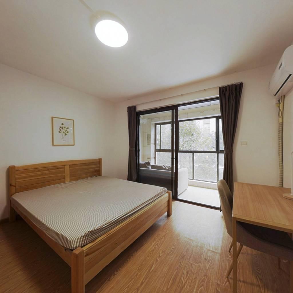 合租·中海西溪华府 4室1厅 南卧室图